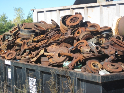 Scrap Metal Pricing, Selling Scrap Metal in Eau Claire